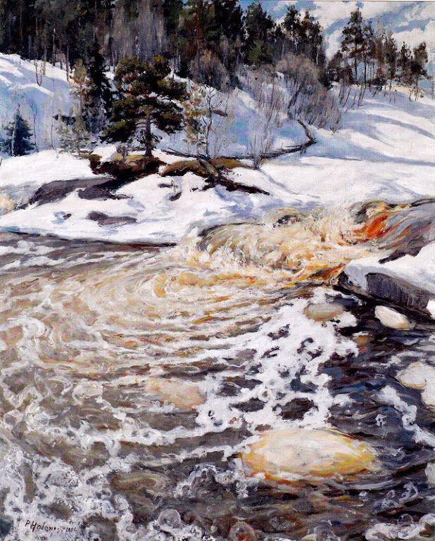 Kuva albumissa PEKKA HALONEN - Google Kuvat. P. Halonen 1896, iso tk.