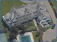 The Kennedy Compound in Hyannis Port