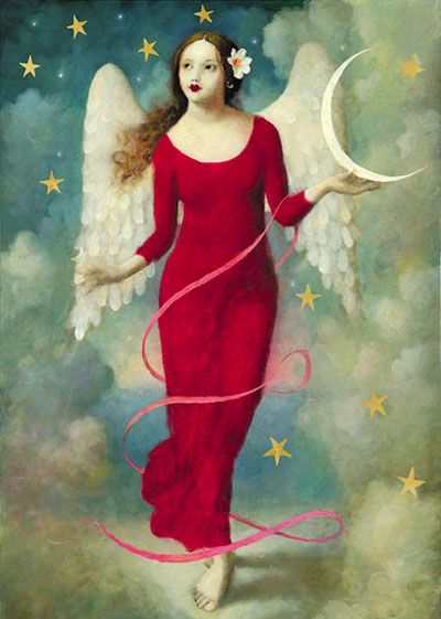 Red Angel..........Stephen Mackey:
