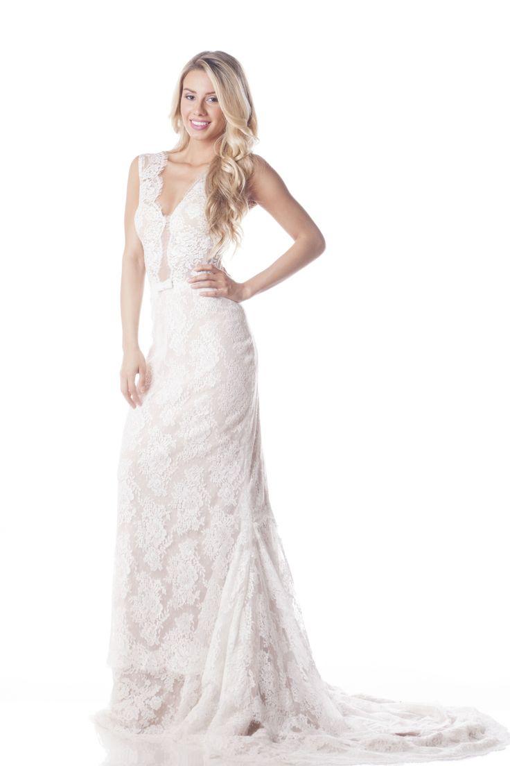 91 best Ideas:Lace Wedding dresses images on Pinterest | Wedding ...