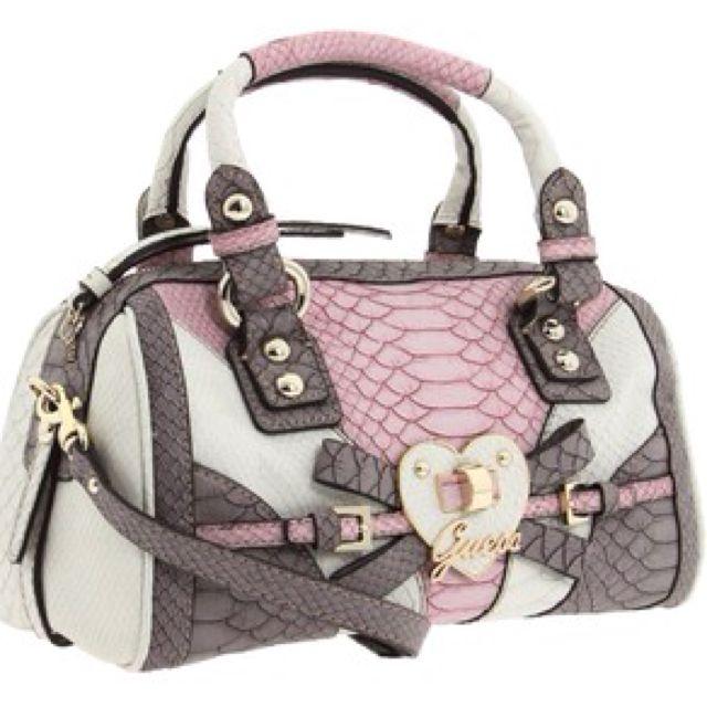 My new Guess handbag.