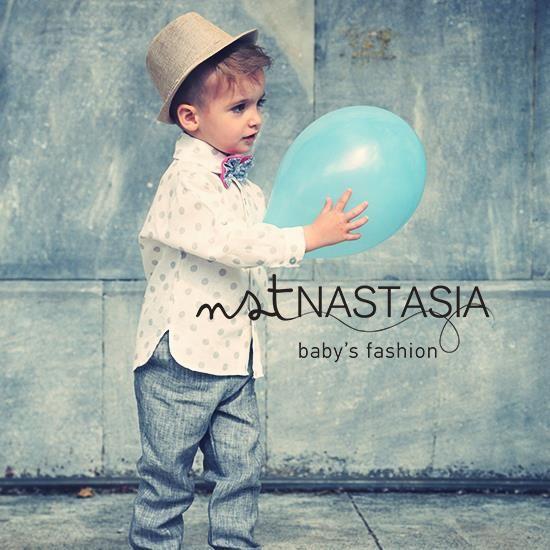 Βαπτιστικά κοστούμια Nst Nastasia!  Θα τα βρείτε εδώ: http://www.nstnastasia.com/