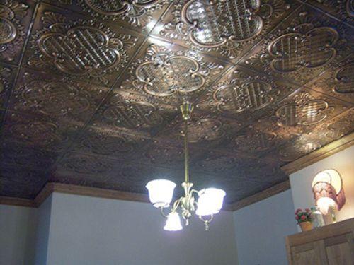 84 best Metal Ceiling Tiles images on Pinterest