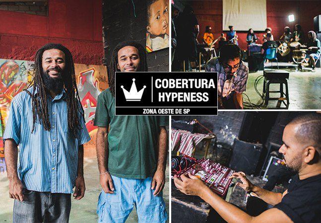"""O Hypeness foi até o bairro dePerus, Zona Oeste da capital, para visitar aComunidade Cultural Quilombaque, que resiste às distâncias e as dificuldades da falta de estrutura para manter a região com acesso ao entretenimento e a troca de experiências. Na ocasião, quem estava junto era oMetanol FM, grupo formado por cinco músicos que atua em produção cultural no centro de SP. Os coletivos se uniram através do projetoTransform Your City(""""Transforme sua Cidade"""", em português)deAbsolut…"""