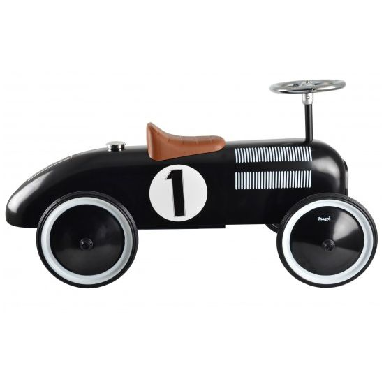 Sparkbil Classic Racing Svart