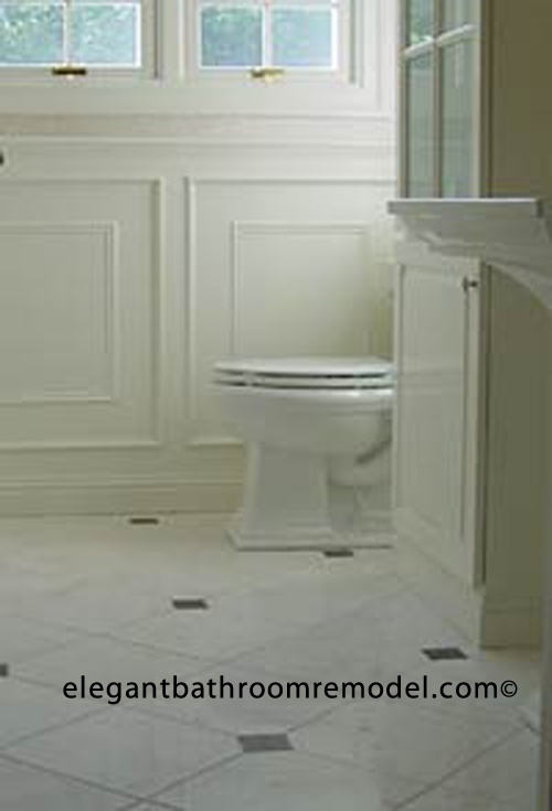 Marble Floor Inserts : Best images about home tile with insert accent on