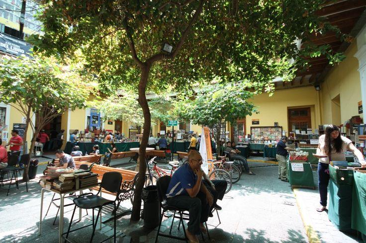 Feria del libro usado