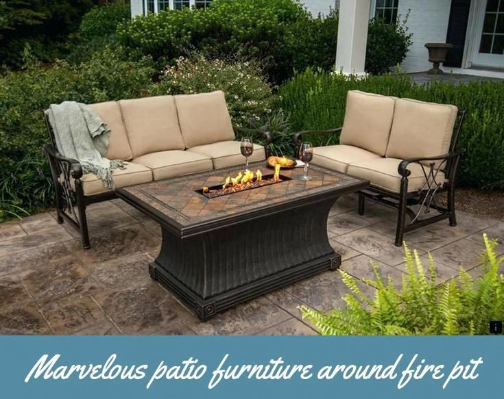 Attirant ~~Visit The Webpage To Read More About Patio Furniture Around Fire Pit.  Click