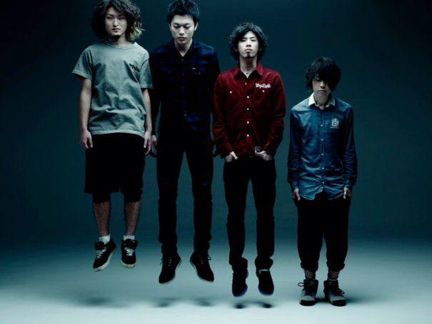 One Ok Rock band.