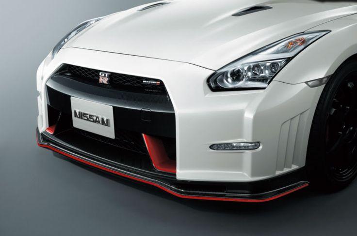 2015 Nissan GT-R Grill