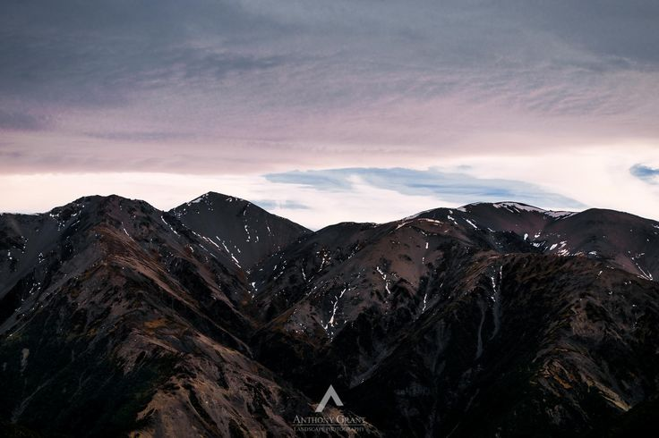 Mt Hutt by Anthony Grant on 500px