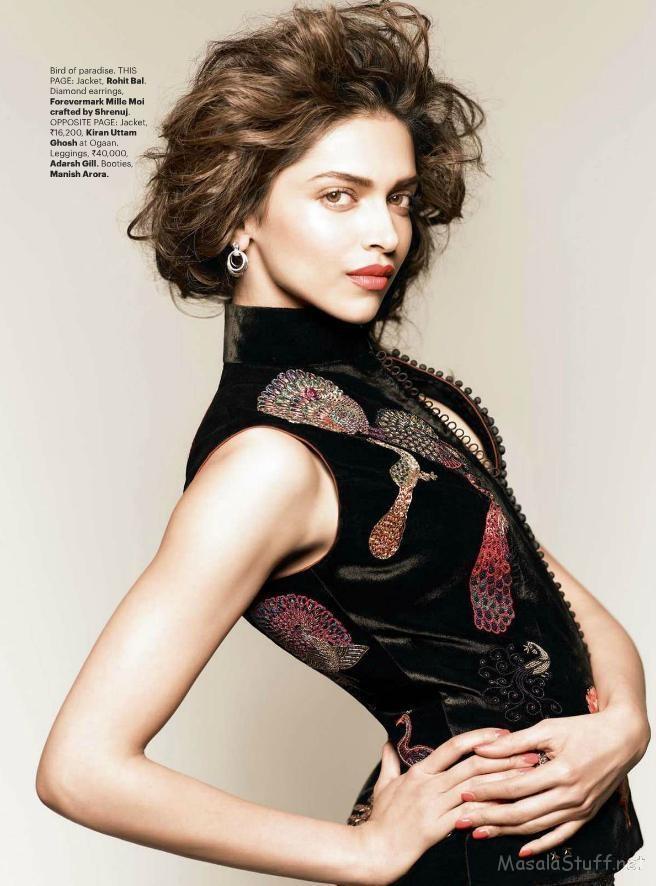 Deepika P. in Rohit Bahl ...gorgeous
