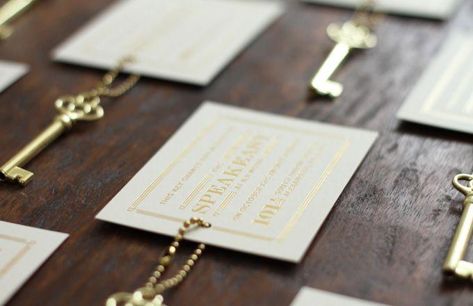 speakeasy party invitation template