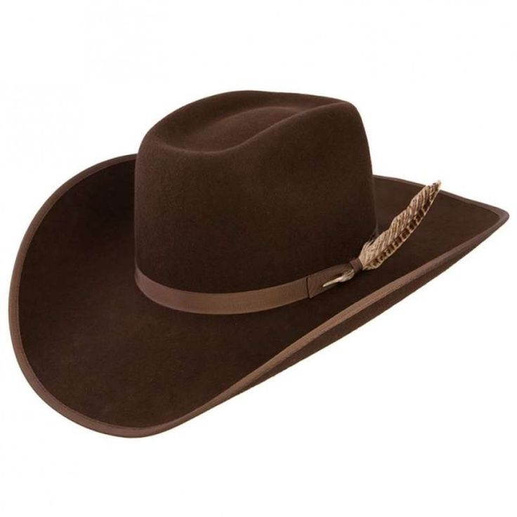 RESISTOL HOLT JR HAT  Perfect for your little cowboy to feel just like dad!  $129.95