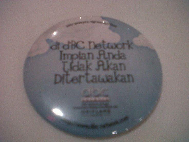 di d'BC Network Impian Anda Tidak Akan Ditertawakan ^-^
