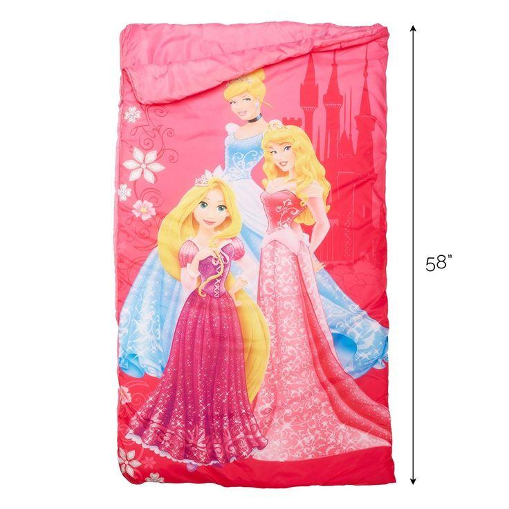 Image Result For Amazon Com Disney Princess Slumber Bag Set Toys Games