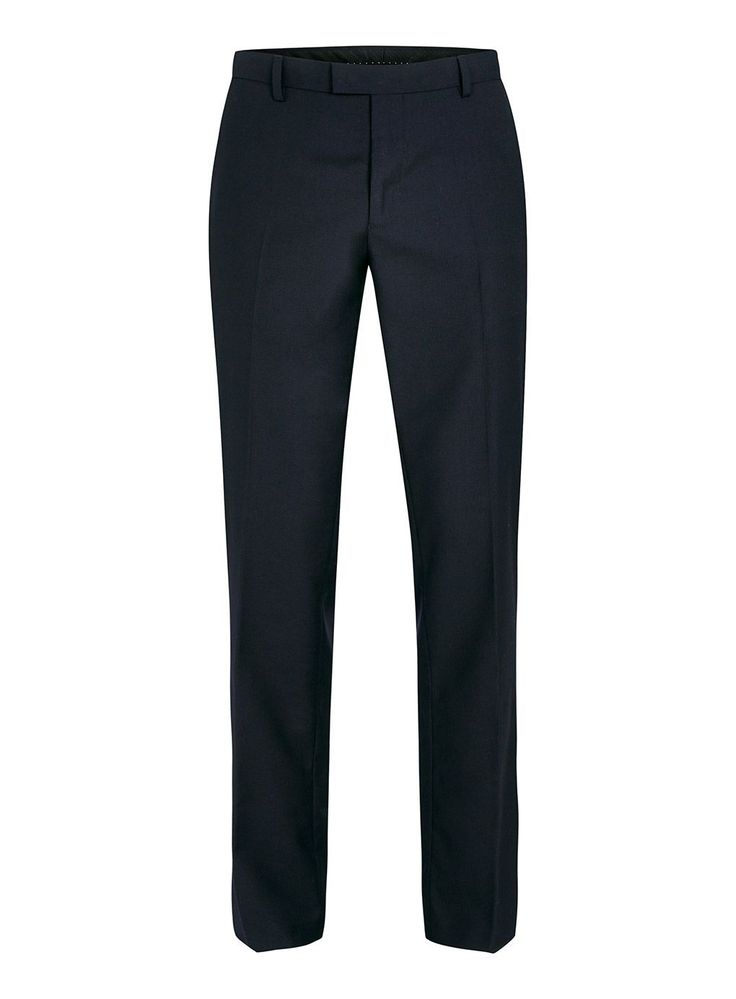 Buy: Men's Topman Slim fit suit trousers, Navy for just: £30.00 House of Fraser Currently Offers: Men's Topman Slim fit suit trousers, Navy from Store Category: Men > Suits & Tailoring > Suit Trousers for just: GBP30.00