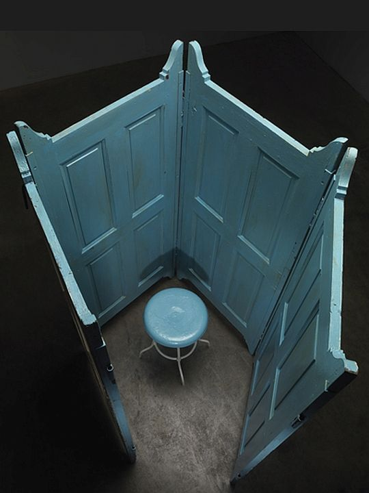Louise Bourgeois, Cell. ルイーズ・ブルジョワ