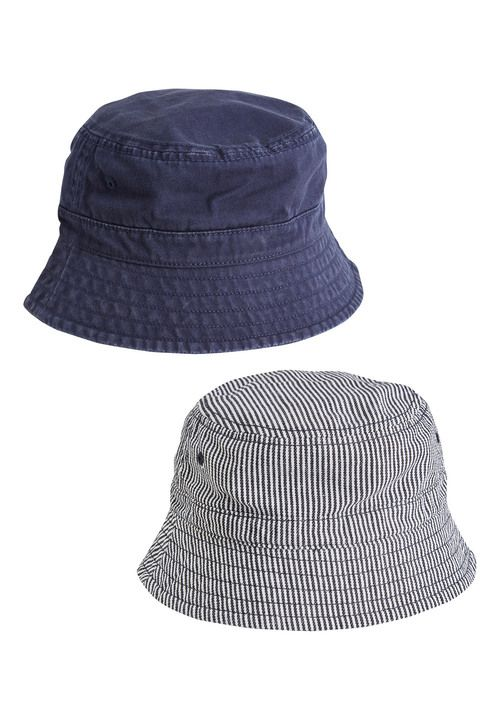 Next Fisherman s Hat Two Pack (Younger Boys) Fisherman s Hat 10285936555