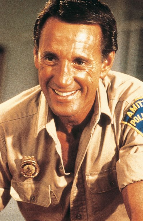 Roy Scheider. What an incredible actor he was! I loved him in Jaws #RIP