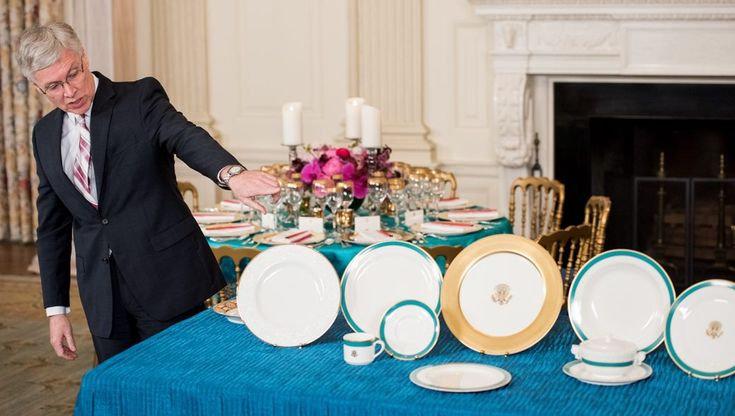 Who takes care of the thousands of historic artifacts in the White House, cataloguing and preserving everything from presidential portraits to presidential china? Andhow does that person balancethe ne...