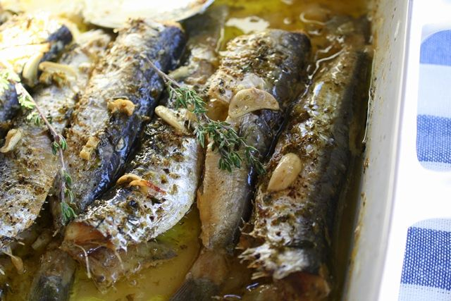 50 best images about greek food on pinterest lamb for Greek fish recipes
