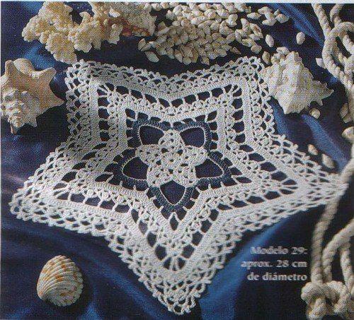 Mis Pasatiempos Amo el Crochet: Tepete estrella