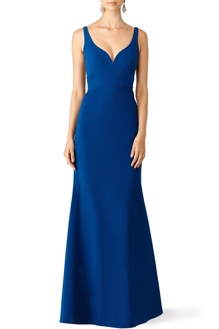 Rent Sapphire Sweetheart Gown by Jill Jill Stuart for $75 only at Rent the Runway.
