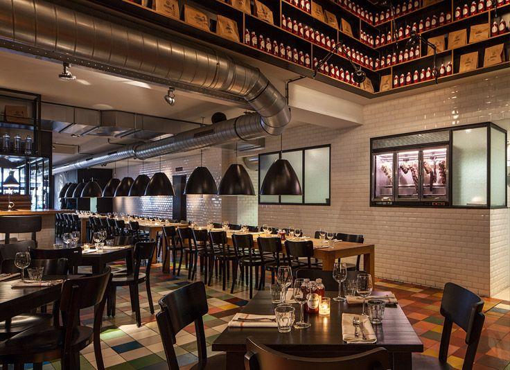 409 best Bar decor images on Pinterest | Restaurant interiors ...