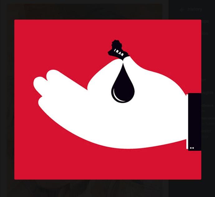 Oil from Iraq