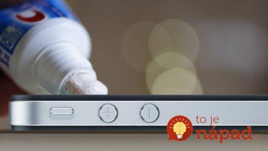 Máte poškriabaný displej na mobile? Vďaka týmto trikom bude opäť ako nový!