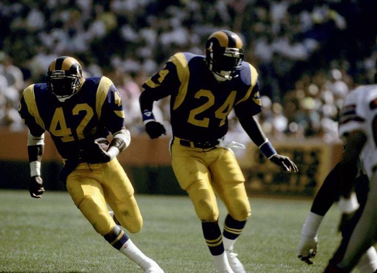 LIMITED Los Angeles Rams Greg Robinson Jerseys
