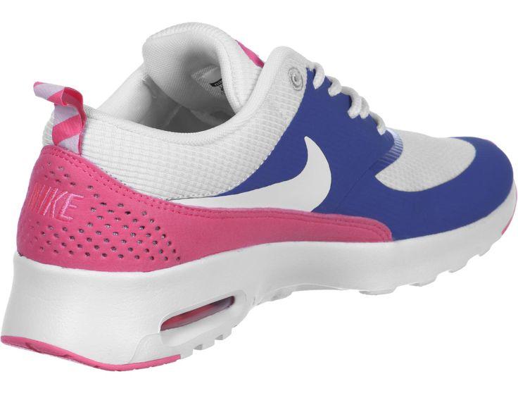 Air Max Thea Pink Weiß