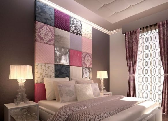 1000 id es sur le th me tapisserie pour le t te de lit sur pinterest tapisserie de chambre. Black Bedroom Furniture Sets. Home Design Ideas