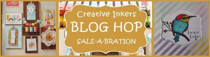 Stamping Craft: Creative Inkers SAB 2015 Blog Hop