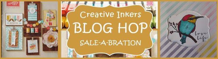 Stamping Craft: Creative Inkers SAB 2015 Blog Hop