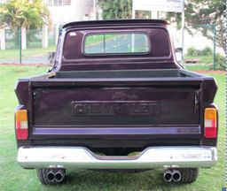 1964 Chevy Fleet Side Pick Up is a mint condition V8 454 #VCI #vintagecars #classiccars