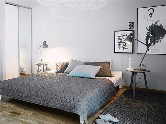 bedroom inspiration via http://trendenser.se/
