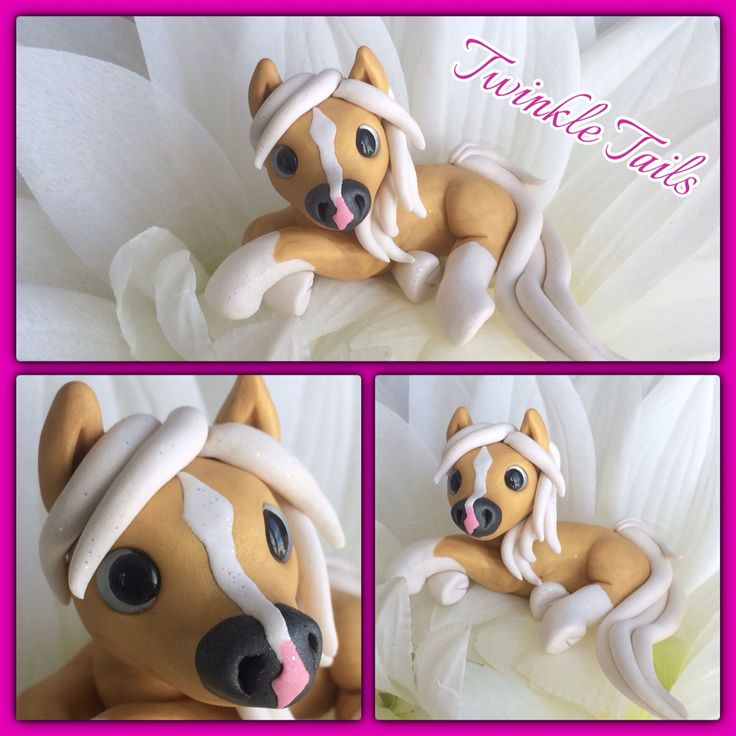 Buttercup the Princess Pony! www.etsy.com/shop/TwinkleTailsGallery www.facebook.com/TwinkleTails