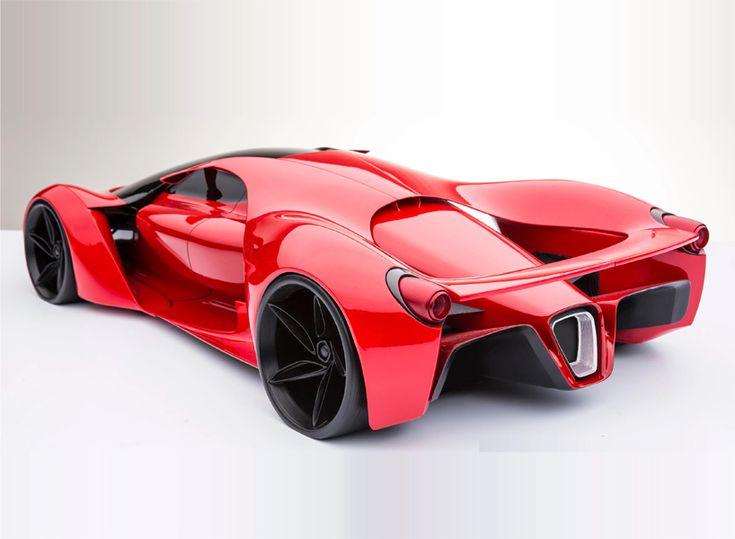 F80 supercar concept designboom