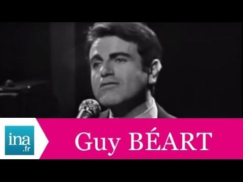 "Guy Béart ""Vive la rose"" (live officiel) - Archive INA"