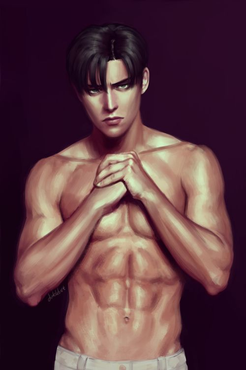 Nosebleed...XD This is very well drawn! Fukushuu 復讐 (Vengeance)