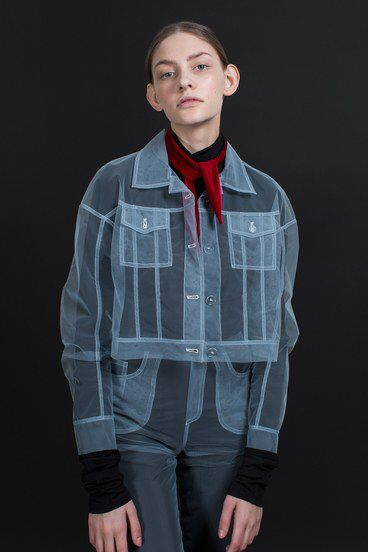 Noa Raviv Fall 2017 Prepared-to-Put on Trend Present