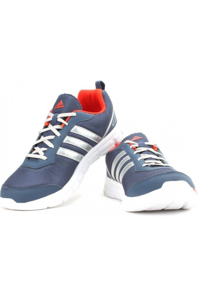 Wear confidence pulling off this stylish pair of sports shoes from Adidas..  #mensshoes