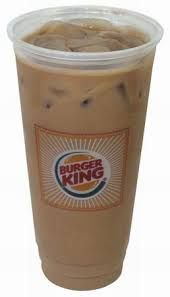 Burger King Copycat Recipes: Iced Mocha Coffee