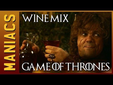 game of thrones and wine
