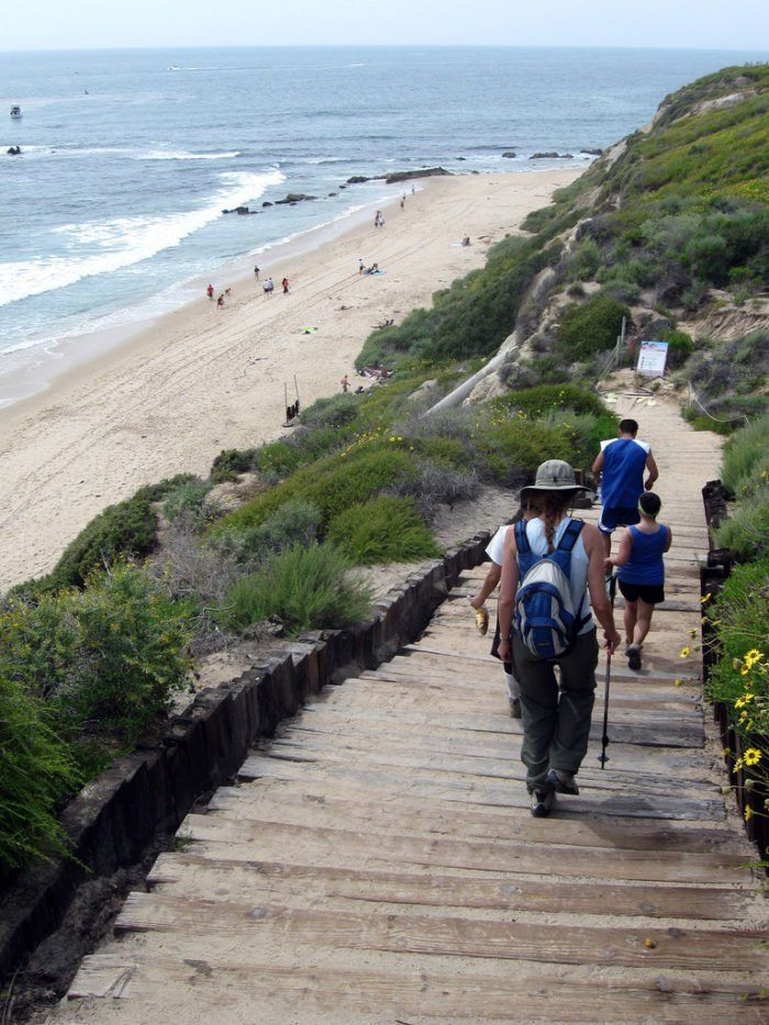 Crystal Cove State Park -- Orange County