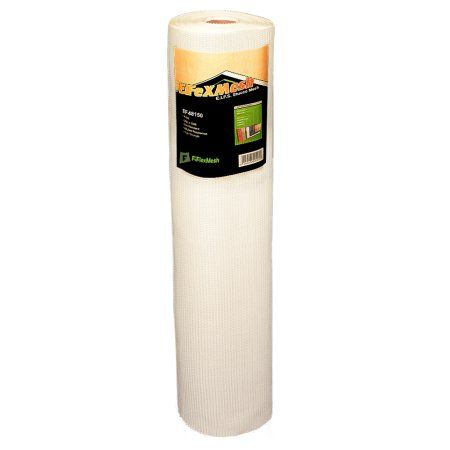 FiFlexMesh Eifs Stucco Mesh 4.5 Ounce 48 inchx150' White