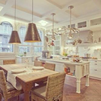 Love this kitchen - Barcelona Casa Decor