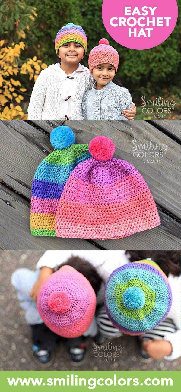 404df52d2be Caron cupcakes crochet hat